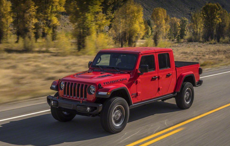 Part SUV, Part Pickup: Hello Jeep Gladiator!