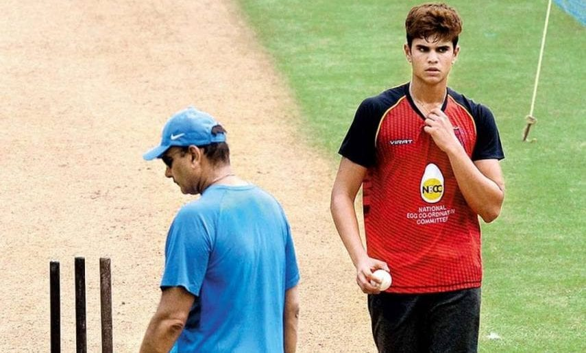 ใครสามารถเลือก Arjun Tendulkar ในการประมูล IPL 2021