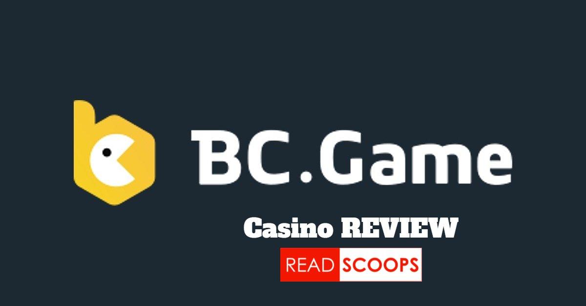 BC Game - Casino review, download, bonus, deposit and more