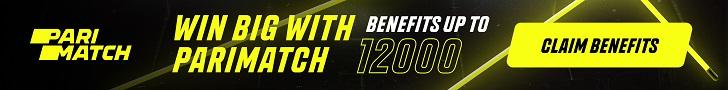 Rs.12,000 Welcome Bonus on Parimatch