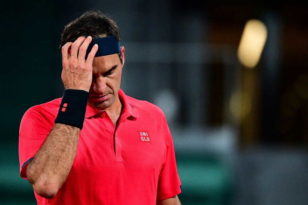 Roger Federer pulls out;  Berrettini - French Open Quarter 2021
