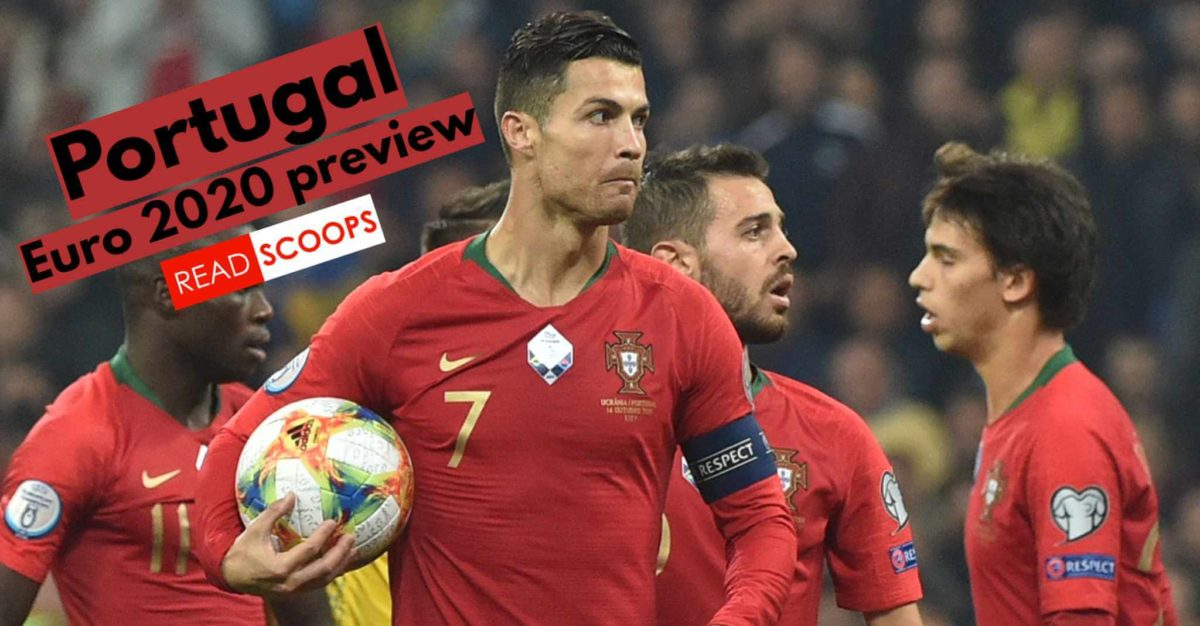 Portugal - UEFA Euro 2020 team preview