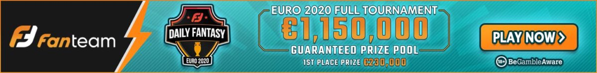 Plan your FanTeam membership and win big at Euro 2020